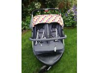 Double Pushchair, great condition