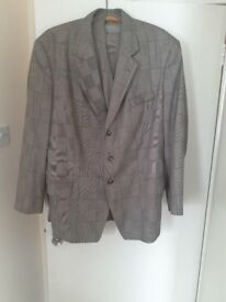 Three-piece suit Handmade XL