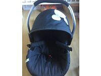 Hauck Condor Travel System - Mickey Mouse, Unisex