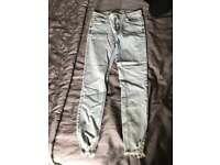 10-12 skinny jeans (BNWOT).