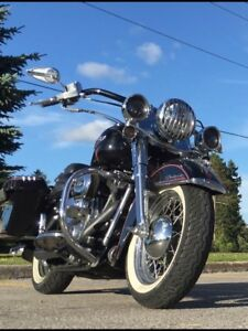 2011 Harley Davidson soft tail deluxe