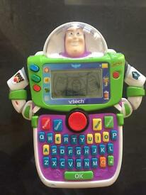 Vtech toy story Buzz interactive game