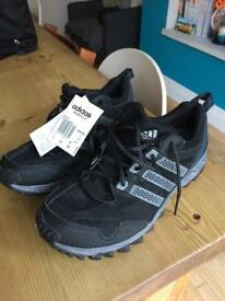 Adidas trail shoes size 11