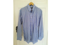 Men formal non-iron shirts, size 16.5, as new