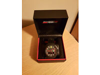 Scuderia Ferrari Aerodinamico Chronograph Watch Exclusive Carbon