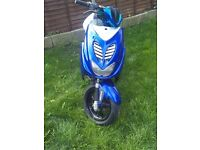 70cc yamaha aerox spares or repair project not running need tlc