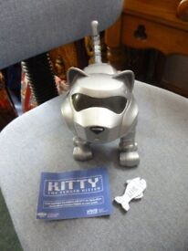 Kitty programmable cat toy