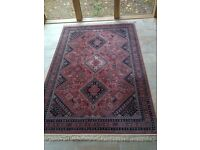 Persian style traditional pattern wool rug 3m x 2m (carpet A)