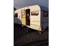 Mardon 2 berth caravan 15 feet £550