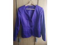 Woman Jacket purple, Bon Prix, UK size 10-12