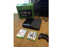 Xbox One Console 500GB with Games Package