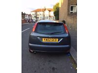 Ford Focus Sports [Manual] [5 Door] [1.6 liter] Cheap (Quick Sell) --- Reason - New Car ---