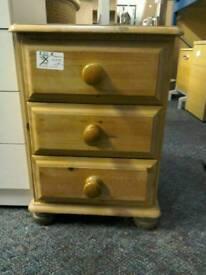 Bedside cabinet #30850 £30