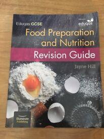 CGP, Eduqas GCSE Food Preparation and Nutrition revision guides