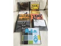 R.E.M. cd collection
