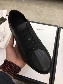 Gucci Sneakers (Black)