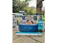 Lay Z Spa Milan Hot Tub 6 Person 2021 Version BRAND NEW