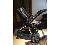 Egg Stroller/Pushchair/Buggy, Good Condition (Storm Grey)