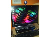 Viglen Omnino All In One PC, Intel Core 2 Duo E8400 3.0GHz , 4GB RAM 250GB HD