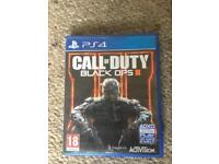 PS4 call of duty black ops three