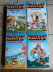 4 video's Asterix en Obelix