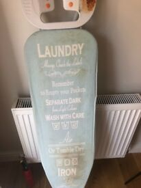 Ironing board free to collect