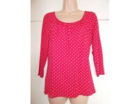 Brand new tagged Laura Ashley top size 16