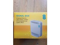EE Signal booster box wifi