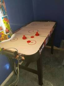 4ft electric hockey table