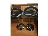 Two as new bar stools