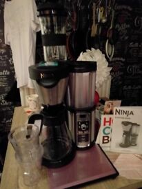 New ninja coffee maker