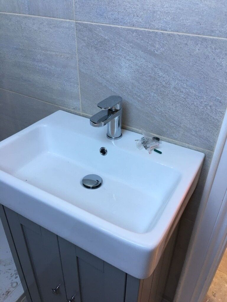 Tavistock Bathroom Sink, Vanity Unit & Tap | in Four Winds, Belfast ...