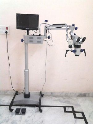 Surgical Operating Microscope 5 Step Without Lcd Medical Lab Equipment