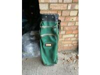 Vintage Superdivida golf bag