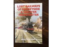 Lost Railways of Merseyside & Greater Manchester