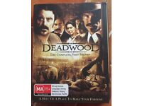 Deadwood Season 1 and 2 DVD