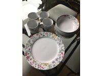 Plates, bowls, mugs