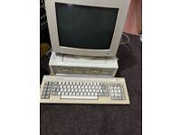 Retro Amstrad 1512
