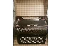 Bellini 5 row Button accordion