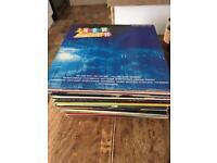 42 vinyls - mixed genre