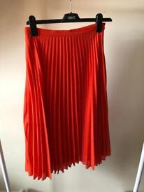 Red New Look Skirt