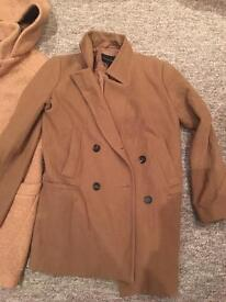 Zara and French Connection coat