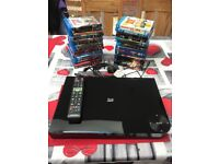 Smart 3D blu Ray player with 1TB hardrive and mainly 3D blu Ray bundle