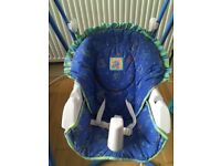Baby swing FREE!!! Up to 6 months Link-a-doos Magic Mobile Swing