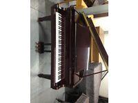 Offenbach baby grand piano