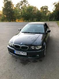 BMW 318Ci M Sport Convertible, 2006 Model, 103000 miles.