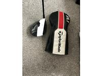 M1 driver with upgraded hzrdus shaft