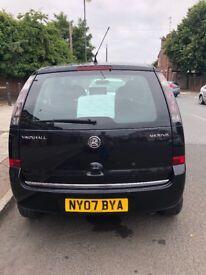 Manual Vauxhall meriva