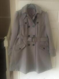 Next women's trench coat Sz 16
