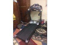 Treadmill pro rider delux (faulty)